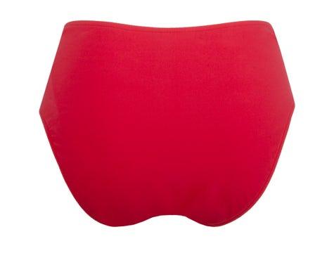 Slip Coulissant Rouge Hibiscus Plaisir Regate