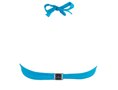 Triangle Ajourage Turquoise Ajourage Couture