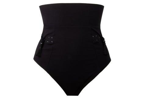Culotte Rétro Noir Elegance Croisiere