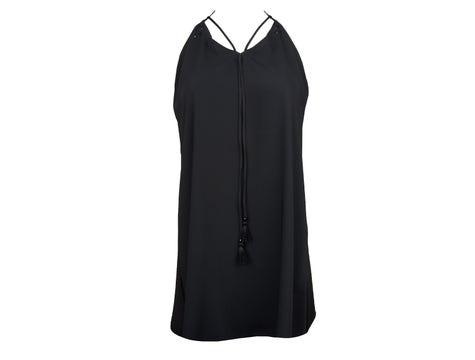 Robe Séduction Noir Elegance Croisiere