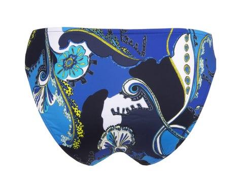 Slip Bleu Floral Soleil Floral