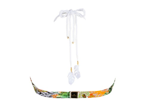 Soutien-Gorge Triangle Nature Tropicale Feerie Tropicale