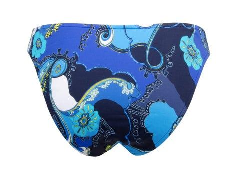 Hüftslip Bleu Floral Soleil Floral
