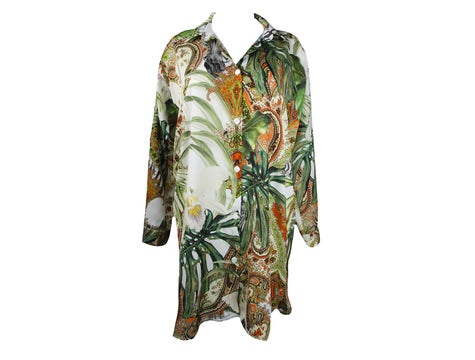 Camisa Nature Tropicale Feerie Tropicale