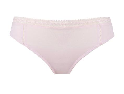 Slip Rose Pastel Coton Desir