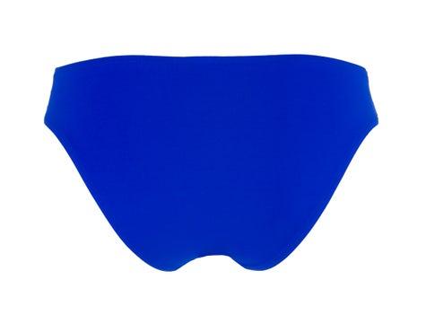 Brazilian Low Waist Bikini  Etrave Bleu Ajourage Couture