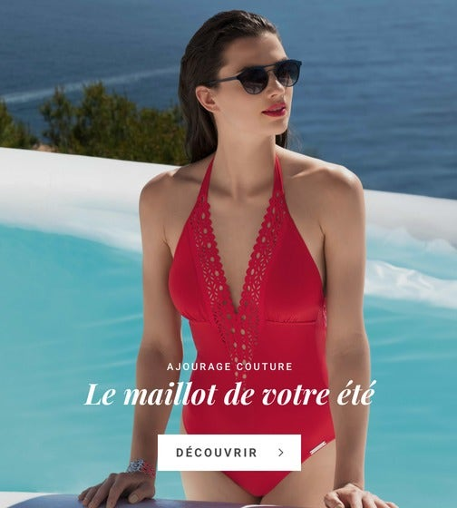 Maillot de bain Ajourage Couture, Lise Charmel