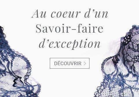 Lingerie Le Savoir-faire Lise Charmel