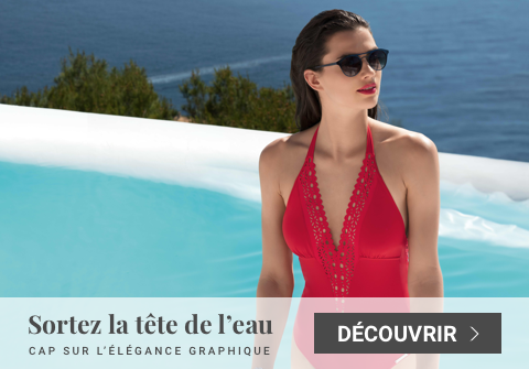 Collection bain Ajourage Couture, Lise Charmel